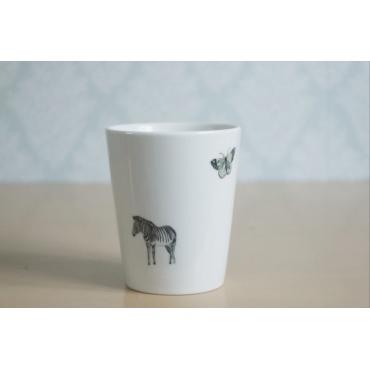 Stożek ceramiczny Zebra