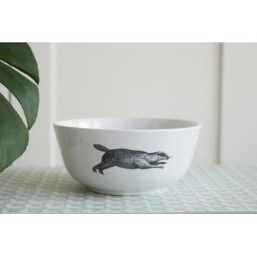 Miska ceramiczna Borsuk